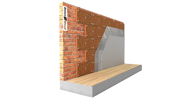 Betonwood sistemi per cappotto interno - Cappotto interno casa ...